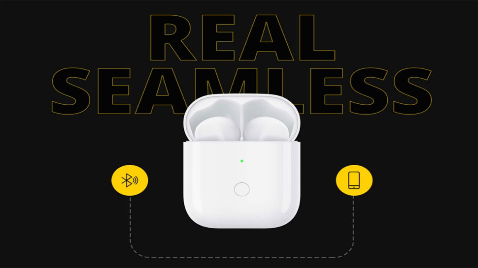 एप्पल एयरपॉड्स की टक्कर में उतर रही है रियलमी बड्स