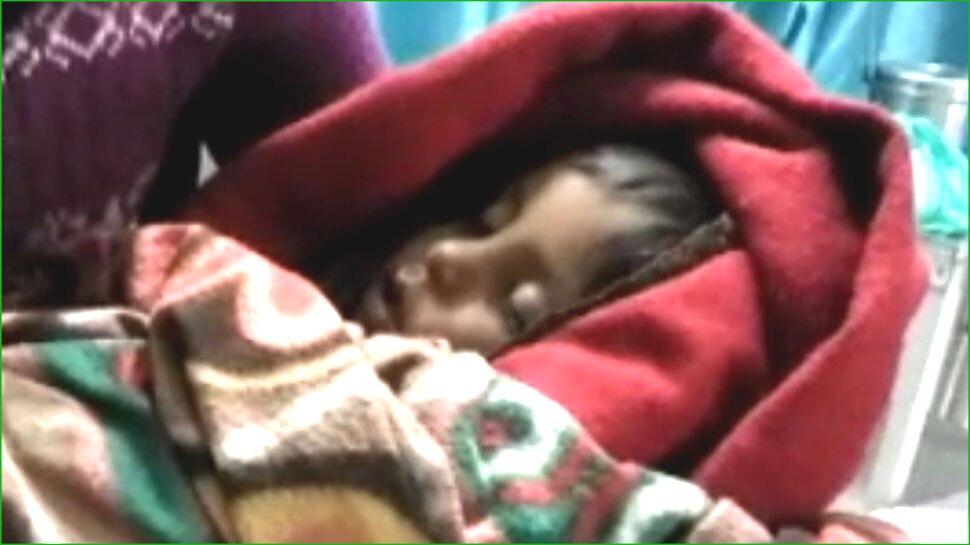 अलवर: सर्द अंधेरी रात में 2 साल की मासूम से हारी कड़ाके की ठंड
