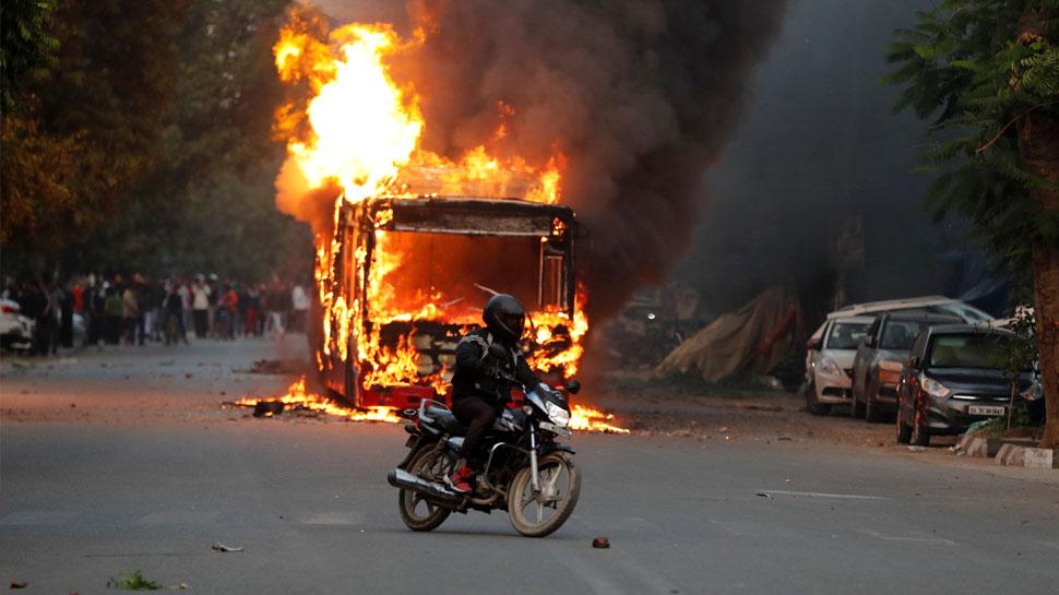 नागरिकता कानून के खिलाफ हिंसा के पीछे चरमपंथी संगठन सिमी का हाथ: खुफिया रिपोर्ट