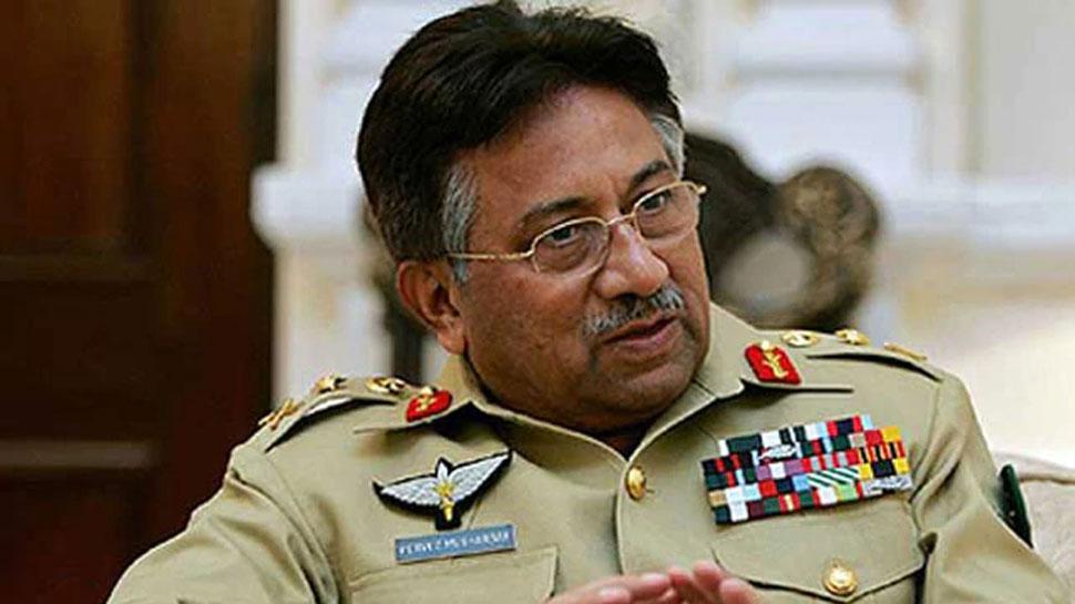 PAK : मुशर्रफ पर राजद्रोह मामले में सरकार को नोटिस, मुख्य याचिका के साथ आज सुनवाई का फैसला