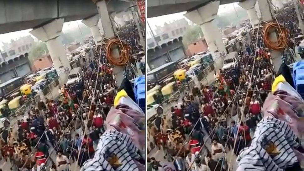 दिल्ली: CAA के खिलाफ जामिया के बाद जाफराबाद में हिंसक प्रदर्शन, पुलिस ने छोड़े आंसू गैस
