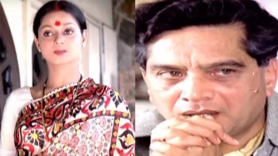 'घरौंदा' में उम्रदराज मर्द और युवा कन्या का प्रेम पर्दे पर सहजता से श्रीराम लागू ही दिखा पाए