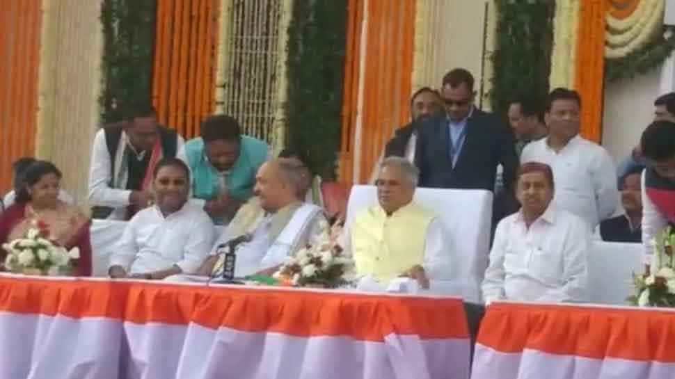 छत्तीसगढ़ सरकार का एक साल हुआ पूरा, CM भूपेश ने लगाए केंद्र सरकार पर आरोप