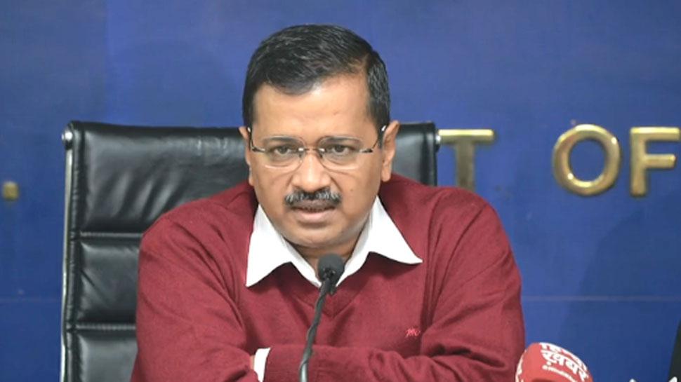 चुनाव की वजह से दिल्ली में हिंसा फैलाई गई, हमारी पार्टी को हिंसा से नुकसान ही होगा: केजरीवाल