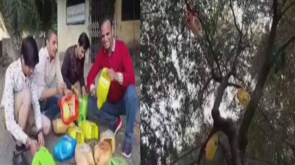 MP: पक्षियों को सर्दी से बचाने के लिए इन युवकों ने निकाला गजब तरीका, पढ़िए पूरी खबर