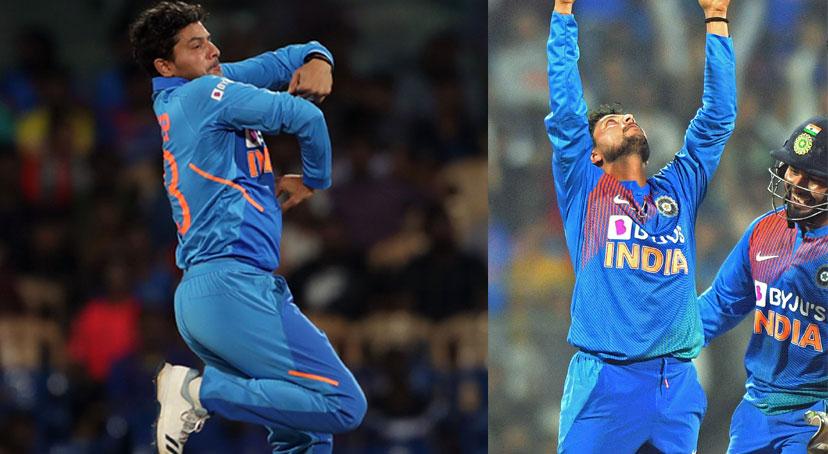 कुलदीप यादव ने किया वो कारनामा, जो आज तक कोई दूसरा भारतीय गेंदबाज नहीं कर सका