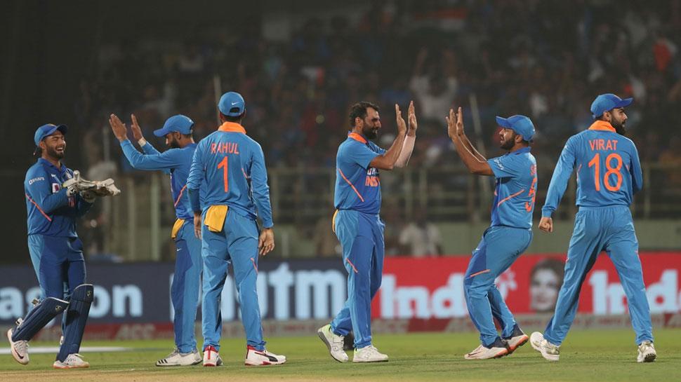 रोहित-केएल राहुल की तूफानी बैटिंग के बाद कुलदीप का कमाल, भारत की विंडीज पर 5वीं बड़ी जीत