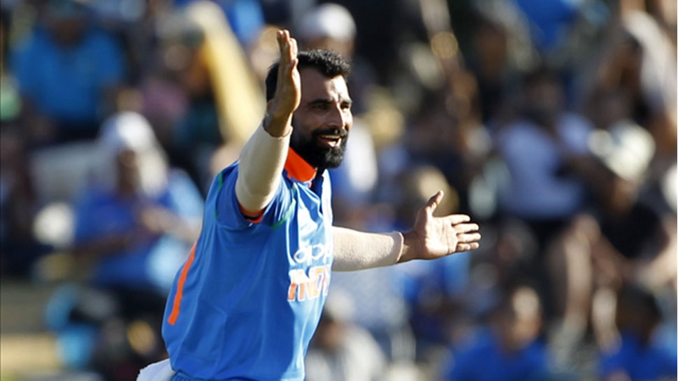Shami turns match
