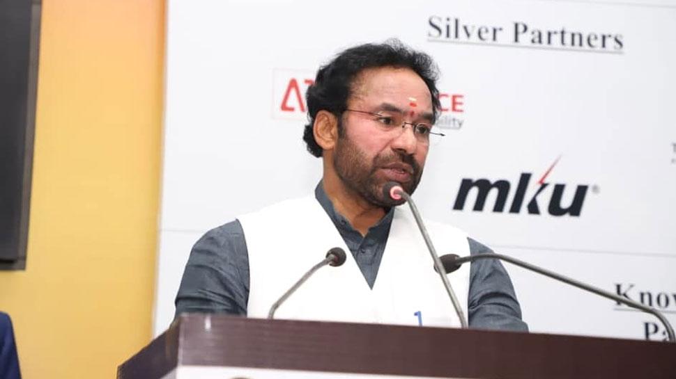 CAA पर विरोध: गृह राज्य मंत्री बोले- 'राजनीतिक दल कृपया अफवाह ना फैलाएं'