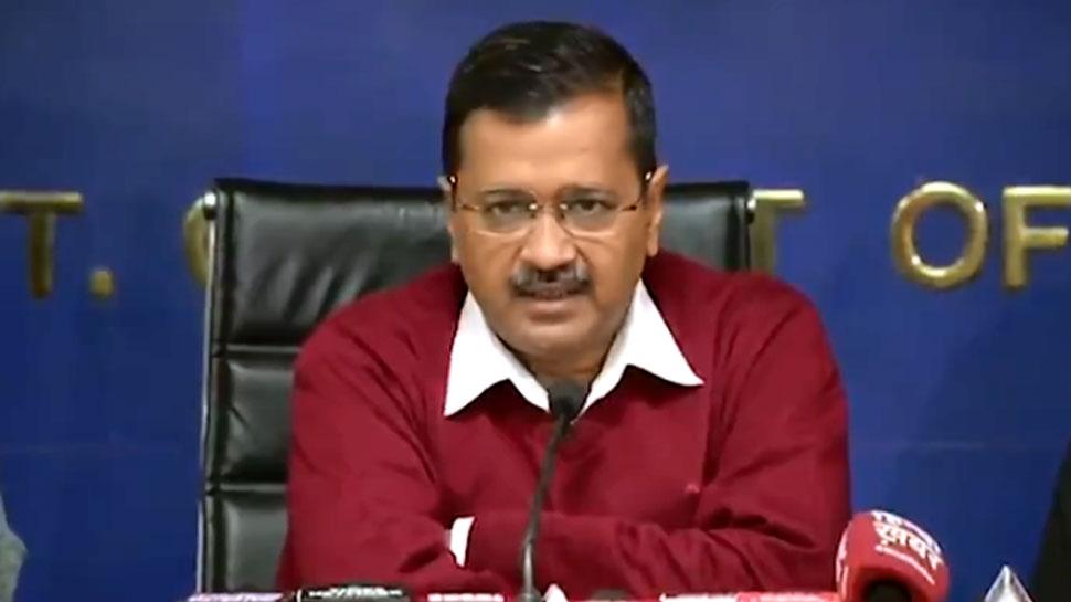 CAA विरोध: CM केजरीवाल बोले- 'दिल्ली के साथ पूरे देश में लॉ-एंड ऑर्डर खराब'