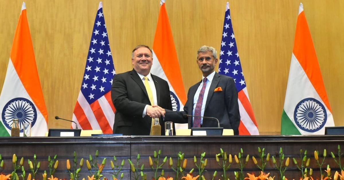 भारत ने अमेरिका के समक्ष एच-1बी वीजा का मुद्दा उठाया