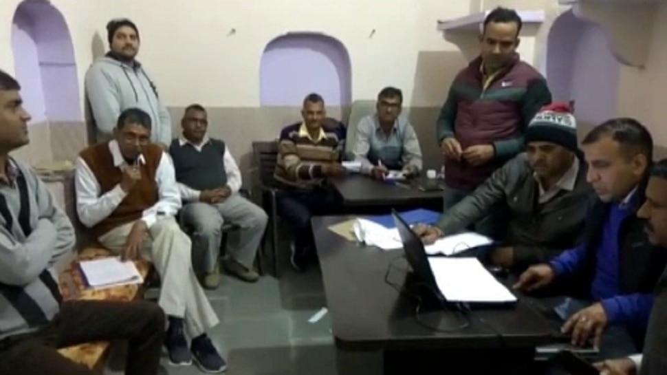 झुंझुनूं: रिश्वत मांगते मंडावा थाने का हैड कांस्टेबल ट्रैप