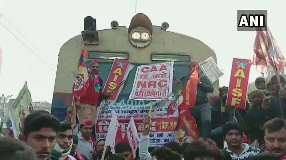 बिहार: लेफ्ट के बंद पर जेडीयू ने साधा निशाना, बोली- आरएलएसपी-कांग्रेस तक रही नदारद