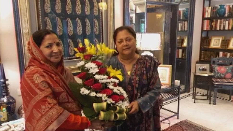 राजस्थान में स्थापना के 39 साल बीजेपी को मिली पहली महिला जिलाध्यक्ष