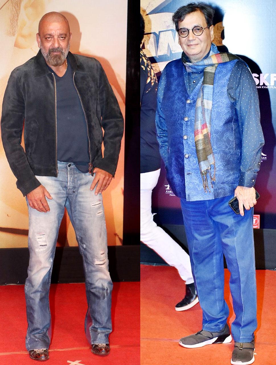Salman Khan And Sonakshi Sinha etc At DABANGG 3 Special Screening at PVR juhu