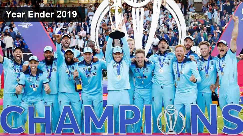 Year-Ender 2019: इंग्लैंड का 44 साल पुराना सपना पूरा, जीती सबसे बड़ी ट्रॉफी