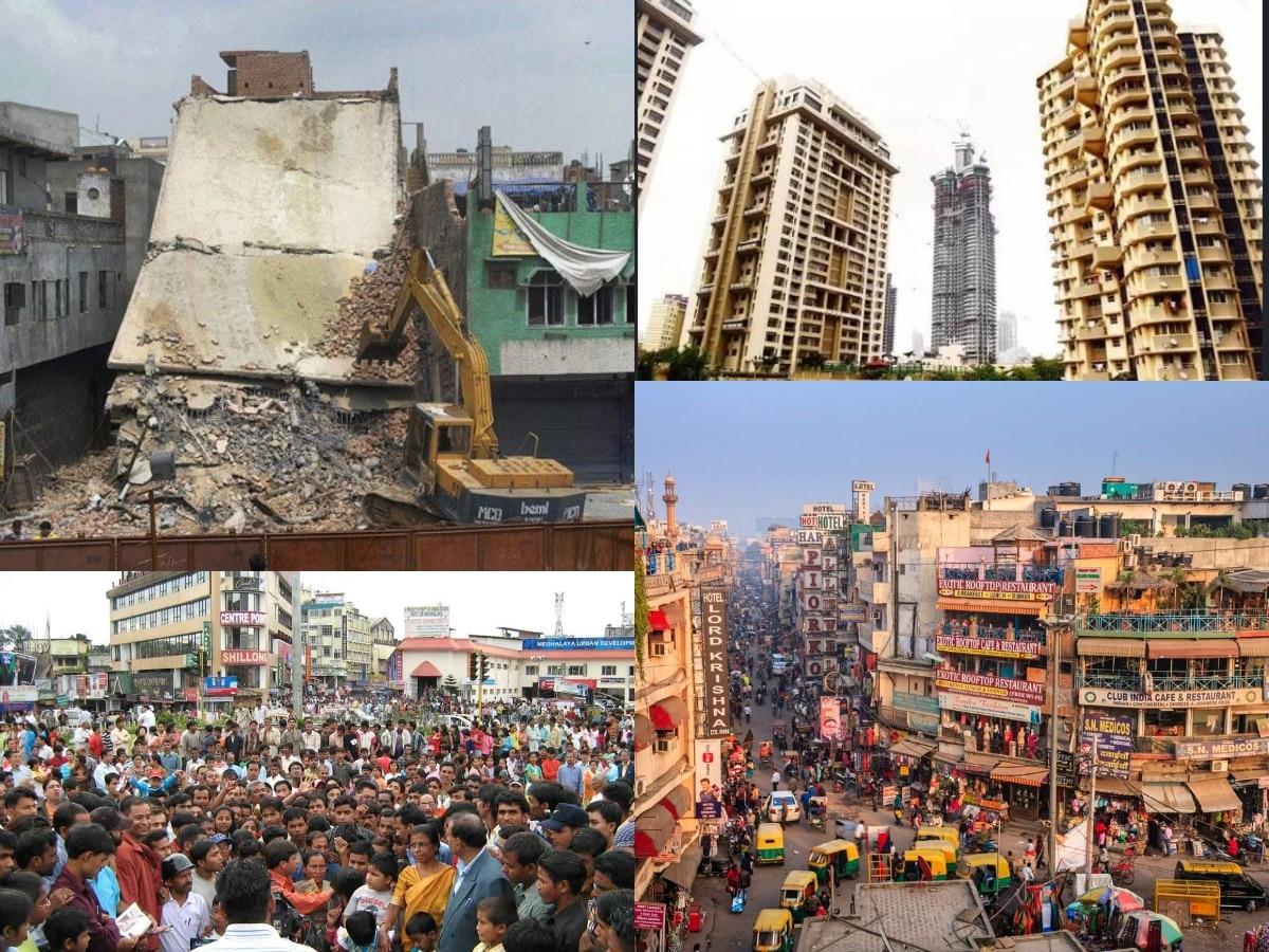 बड़ा भूकंप आया तो बर्बाद हो जाएगी दिल्ली