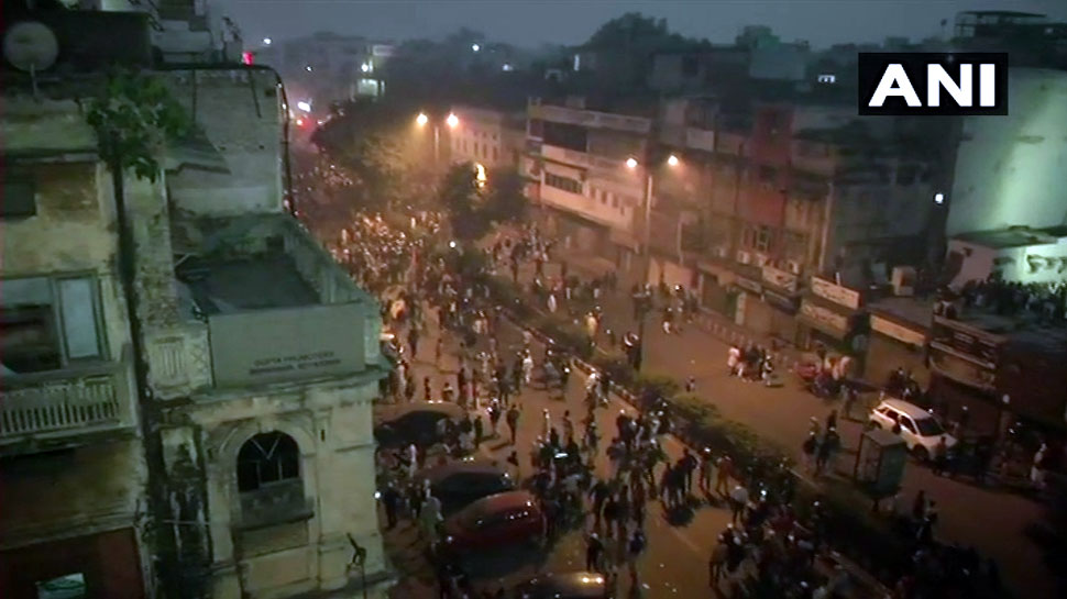 Nuisance in Delhi's Daryaganj