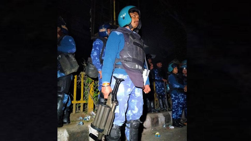 Police miscreants cased in Delhi's Daryaganj