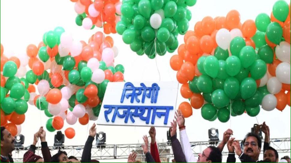 जैसलमेर में 'रन फॉर निरोगी राजस्थान' का आयोजन, किया गया स्वास्थ्य के प्रति जागरूक