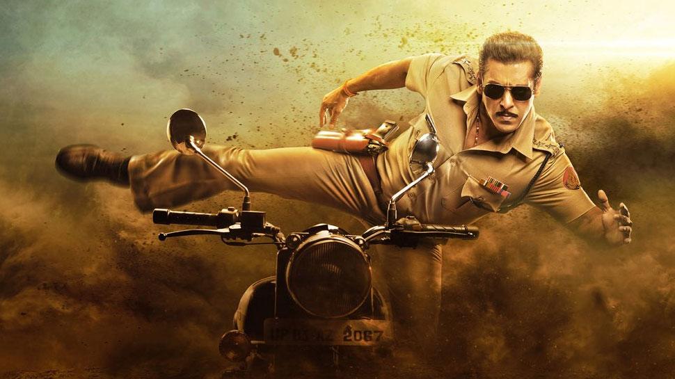 इंटरनेट पर LEAK हुई सलमान खान की फिल्म 'दबंग 3', तमिल रॉकर्स पर लगा आरोप