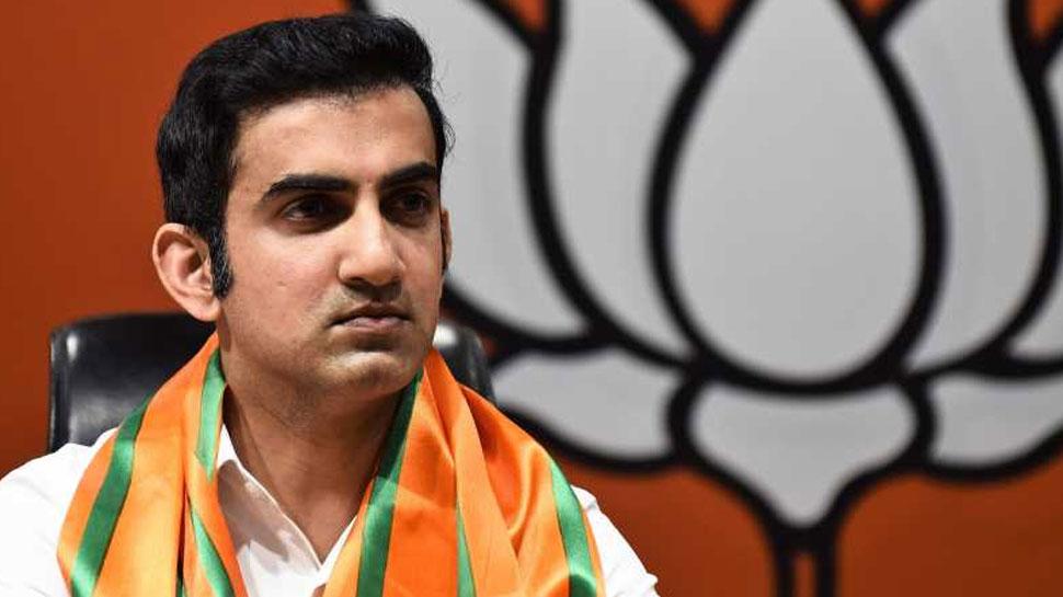 BJP सांसद गौतम गंभीर को मिली जान से मारने की धमकी, दिल्ली पुलिस से मांगी सुरक्षा
