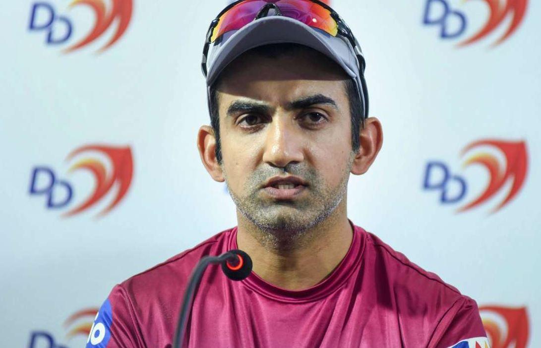 क्रिकेटर गौतम गंभीर को मिली जान से मारने की धमकी, पुलिस से की सुरक्षा की मांग