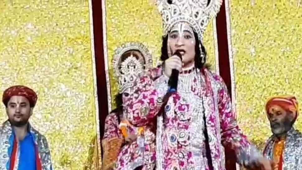 MP: दुबई में अकाउंटेंट की नौकरी छोड़ वापस आए भारत और करने लगे रामलीलाओं का मंचन