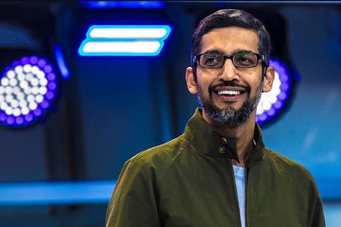 गूगल सीईओ अब अल्फाबेट के जरिए एक साल में कमाएंगे 1718 करोड़ रुपए