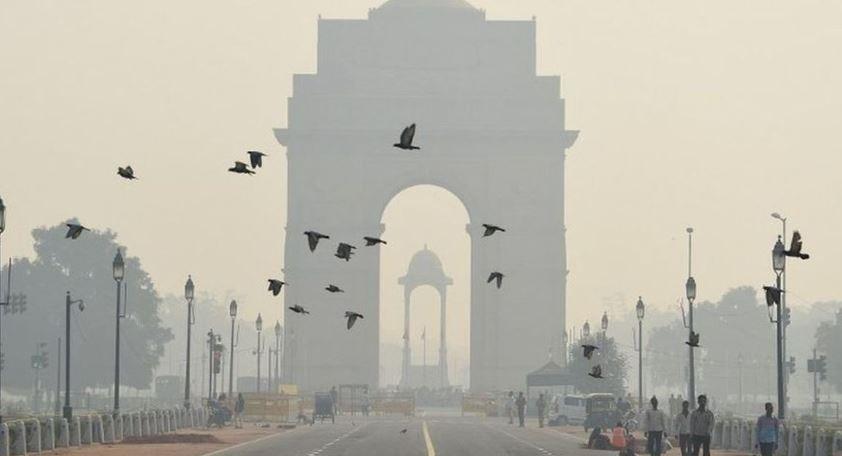 ठंड से कांप रहा उत्तर भारत, पारा 10 डिग्री पहुंचा