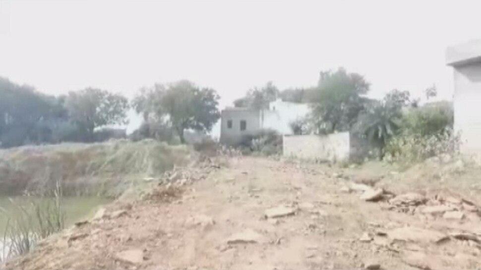 कोटा: भू-माफियाओं ने मंदिर की जमीन पर किया कब्जा, बनाये घर और...
