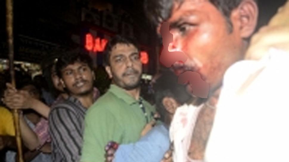 ओडिशा: शख्स को पेड़ से बांधकर पीटा, पानी मांगने पर मुंह में किया पेशाब