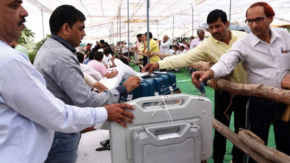 झारखंड चुनाव 2019: 24 जिला मुख्यालयों में हो रही है वोटों की गिनती, सुरक्षा कड़ी