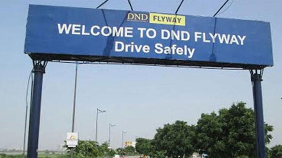 DND पर लगा भारी जाम, मथुरा रोड और कालिंदी कुंज को ट्रैफिक के लिए बंद किया गया