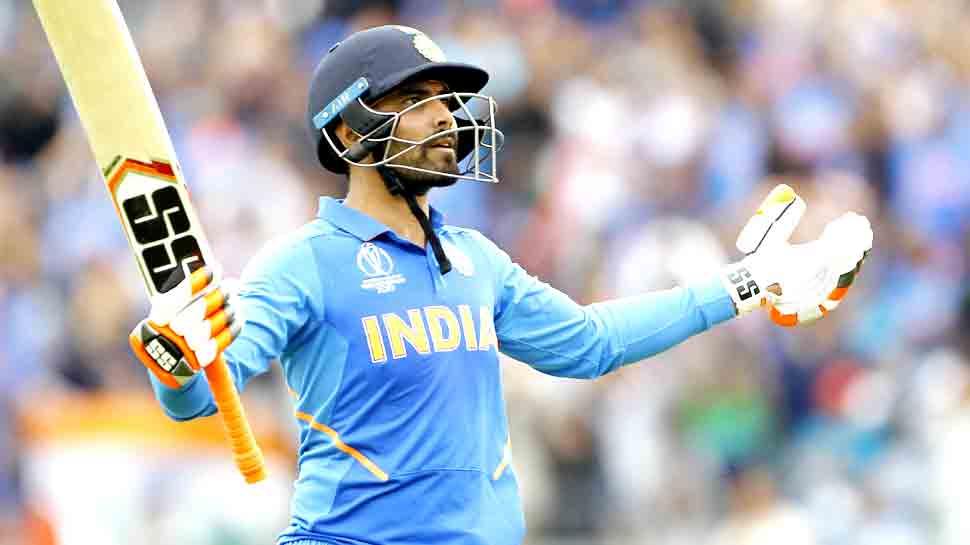 INDvsWI: जडेजा की बल्लेबाजी के मुरीद हुए गांगुली, सचिन ने भी दी बधाई