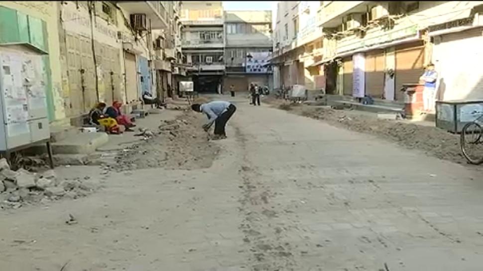 जयपुर: हेरिटेज वॉक-वे हुआ गंदा, प्रशासन को सुध नहीं