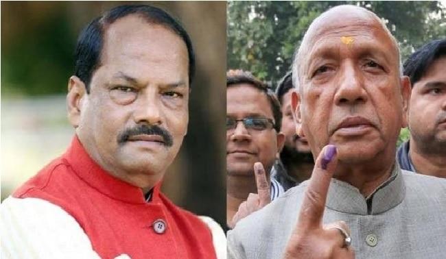 बागी नेता को हराकर पहली बार विधायक बने थे रघुवरदास