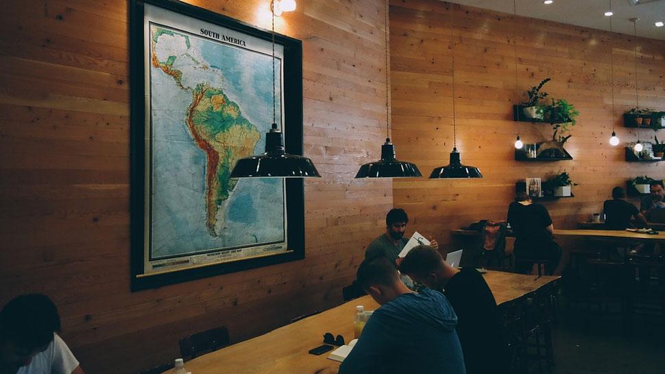 अब रेस्टोरेंट में बैठकर कर सकेंगे ऑफिस का काम, स्टार्टअप कंपनी ने लॉन्च किया ऐप