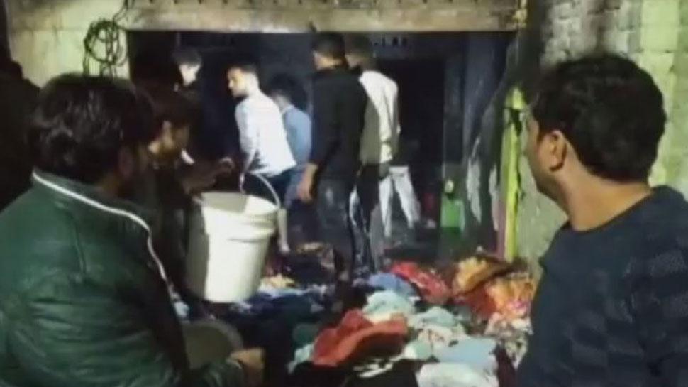 सहारनपुर: एक मोमबत्ती ने ली तीन लोगों की जान, जानें क्या है पूरा मामला