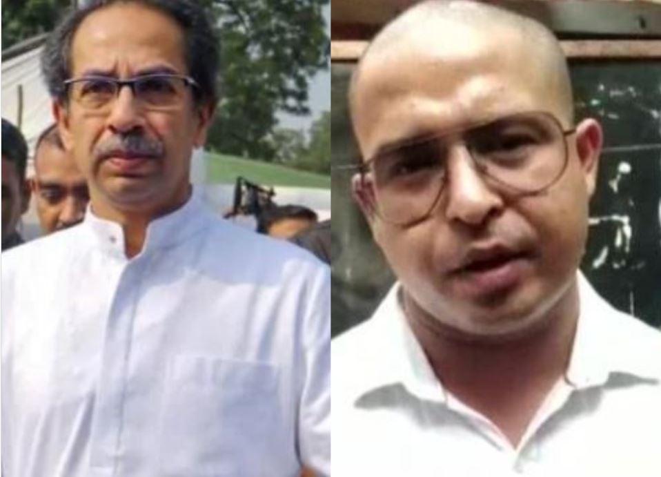 मुंबई में शिवसेना की गुंडागर्दी, मुख्यमंत्री की आलोचना पर मूंड़ दिया सिर