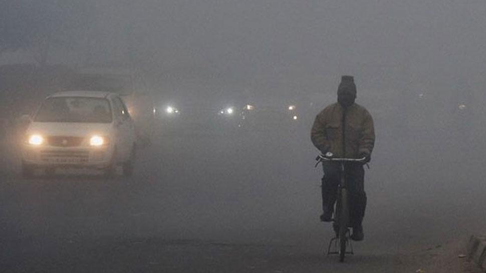 राजस्थान में मौसम ने ली करवट, अलवर का तापमान 3.4 डिग्री पहुंचा