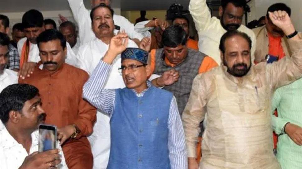 नागरिकता कानून: CM कमलनाथ अशांति फैलाने के लिए निकाल रहे शांति मार्च- नेता प्रतिपक्ष