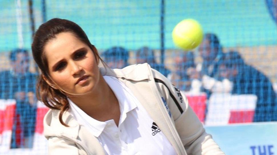 सानिया मिर्जा की ब्रेक के बाद हुई वापसी, भारतीय फेड टीम में हुईं शामिल