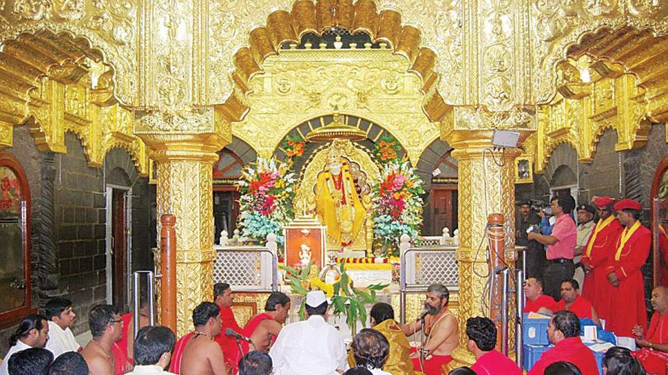 साल का आखिरी सूर्यग्रहण कल, 3 घंटे बंद रहेगा साईं बाबा का मंदिर
