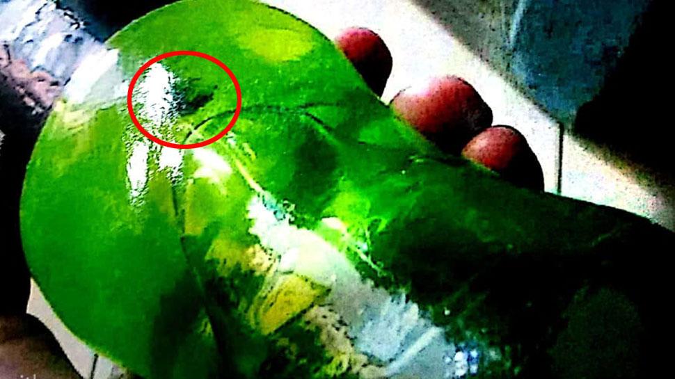 कोल्ड ड्रिंक की बोतल में मिला कीड़ा, कंपनी पर ठोका 5 लाख जुर्माना