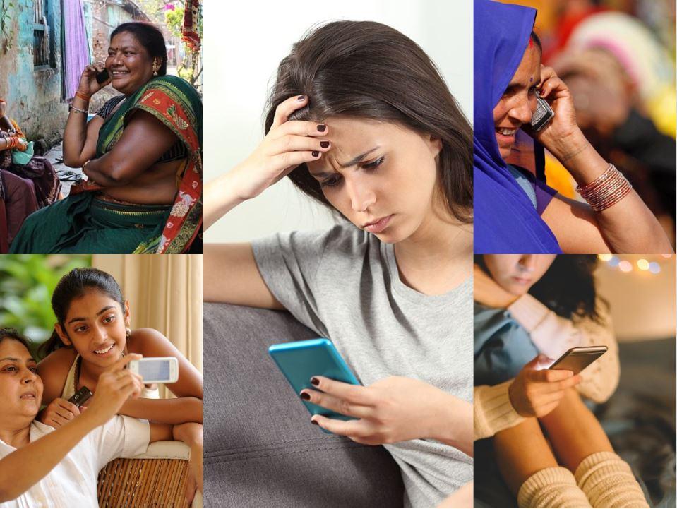 अपनी जिंदगी के खूबसूरत पल मोबाइल में गंवा रहे हैं भारतीय