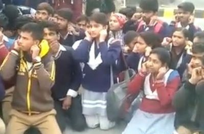 ''डीएम अंकल ने दोनों छात्रों का भविष्य खराब कर दिया''
