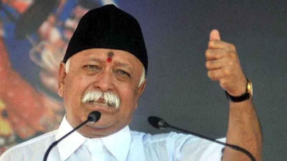 मोहन भागवत ने कहा, 'देश की 130 करोड़ जनता को हिंदू समाज मानता है संघ'