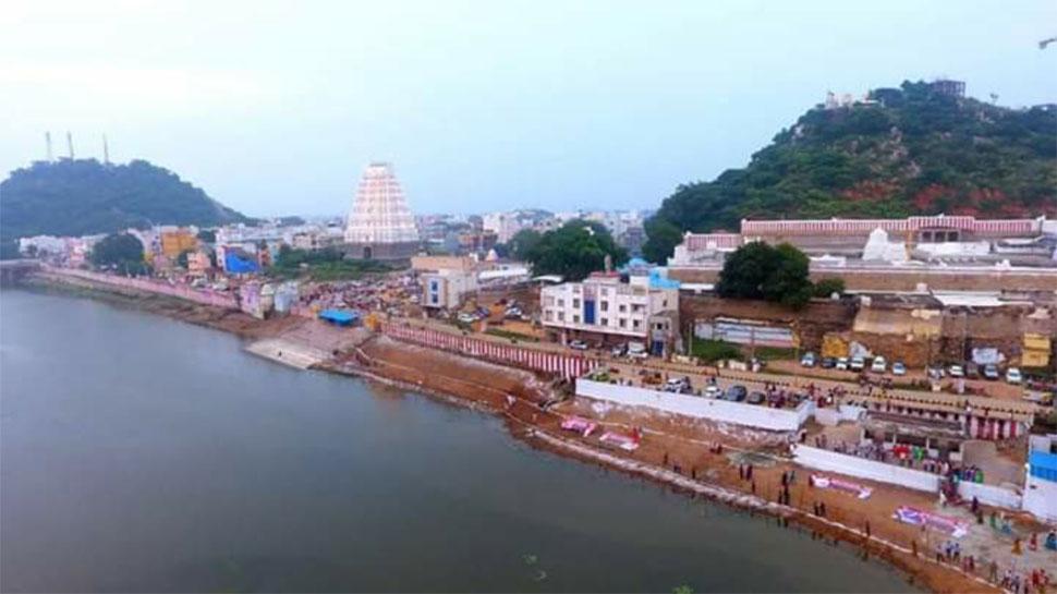 आंध्र प्रदेश का कालहस्ती मंदिर, जो सूर्य ग्रहण के दौरान भी रहता है खुला, होती है पूजा अर्चना