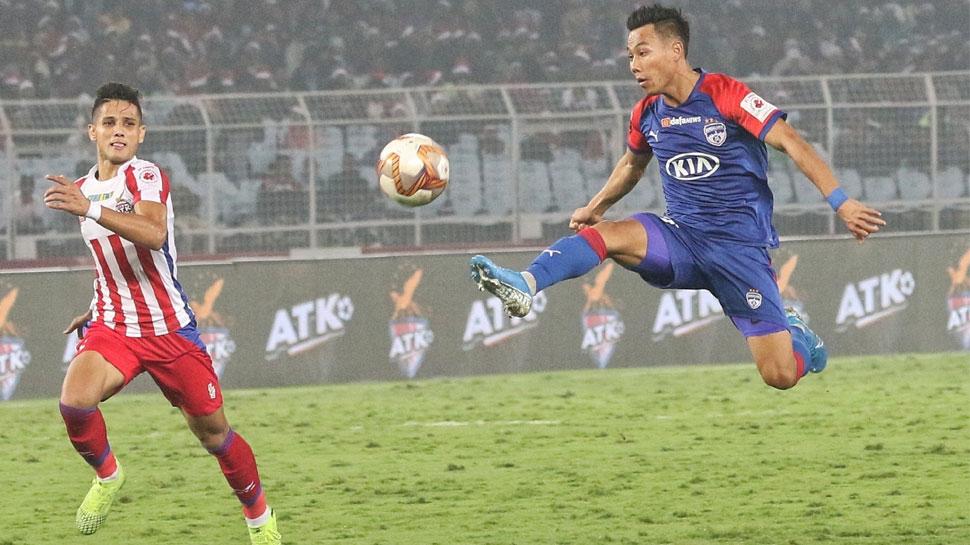 ISL-6: एटीके की बेंगलुरू पर लीग के इतिहास में पहली जीत, एक गोल से जीता रोमांचक मैच